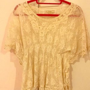 Floral white shirt for sale